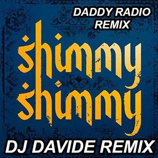 Takagi & Ketra, Giusy Ferreri - SHIMMY SHIMMY (DJ DAVIDE REMIX)