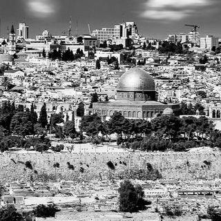 """""""El CONFLICTO""""  ¿A quien pertenece JERUSALEN?"""