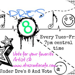 Dre's 8 #45 Roll the Dice