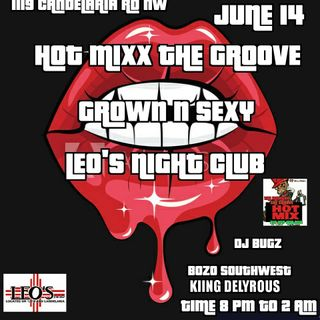 HOT MIXX THE GROOVE FRIDAY HOT MIXX
