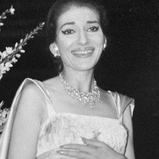 Tutto nel Mondo è Burla - Stasera all' opera  Estate - Recital Maria Callas - maggio 1959 - marzo 1962