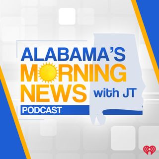 Alabama's Morning News with JT 8am Hour from Thursday March 8th, 2918