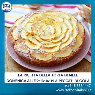 La ricetta della torta di mele