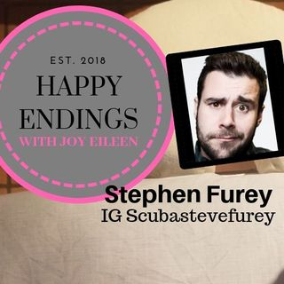 Happy Endings with Joy Eileen: Stephen Furey