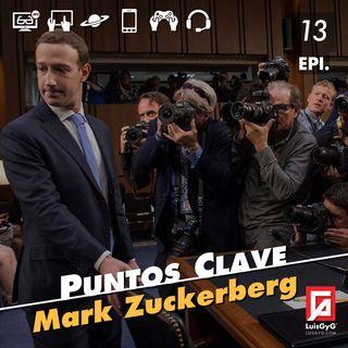 Los puntos clave de Mark Zuckerberg en el Senado