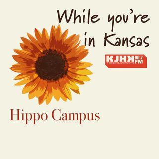 While you're in KS: Hippo Campus