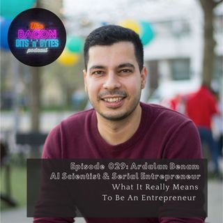 Ep. 029 - What It Really Means To Be An Entrepreneur