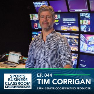 The Future of Broadcast Television with Tim Corrigan