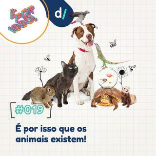 É Por Isso! #19 - É por isso que os animais existem!