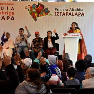 Iztapalapa cierra 2019 con 615 denuncias de delitos de alto impacto