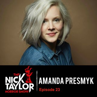 Cinestate & FANGORIA VP of Production, Amanda Presmyk [Episode 23]