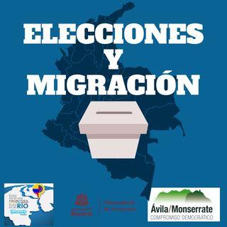Elecciones y migración