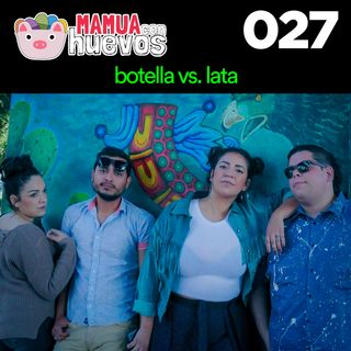 Botella vs Lata - MCH #027