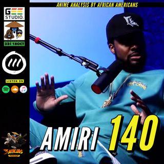 Issue #140: Amiri