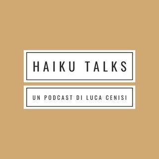 Haiku Talks #1 del 26 marzo 2020