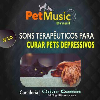 #10 Sons Terapêuticos para Pets Depressivos