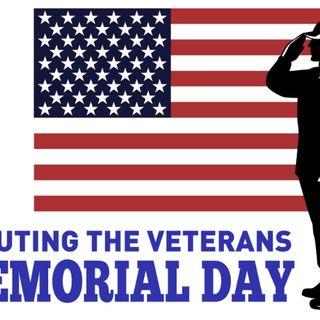 Special #MemorialDay Tribute - Trump Home Coming - Military Veteran Radio