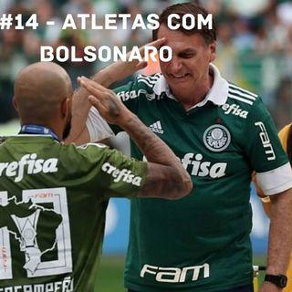 OCA#14 - Atletas com Bolsonaro