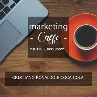Cristiano Ronaldo e l'affaire Coca Cola
