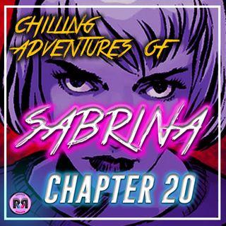 Chilling Adventures of Sabrina - 2x10  'Chapter 20: The Mafisto Waltz' // Recap Rewind //