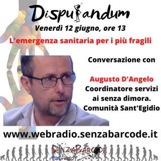 Augusto D'Angelo. Le porte aperte della comunità di Sant'Egidio