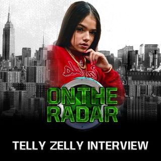 """Telly Zelly Explains Why She Got """"Suck My D***"""" Tattooed On Her Face"""