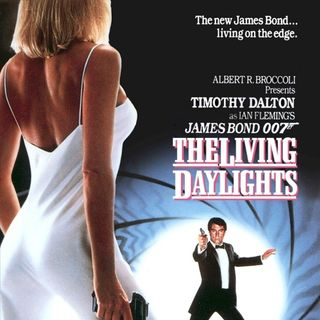 James Bond: Licence to Podcast - The Living Daylights
