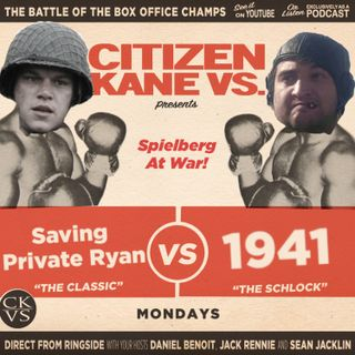 Saving Private Ryan vs 1941 - With Special Guest Andrew Cameron