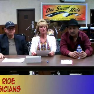 We're Going on One Sweet Ride interview With The Band on the Hangin With Web Show