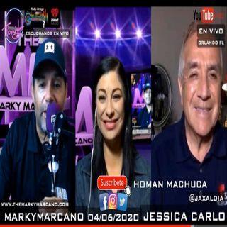 Entrevista a Homar Machuca Telemundo 31 Orlando -El Comediante Sunshine Logroño