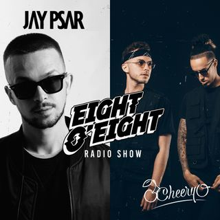 Eight-O-Eight Radio #02 (JAY PSAR GUEST MIX)