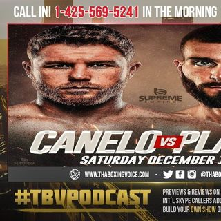 ☎️Canelo vs Plant🔥Plant Wants More Than The 8 Million Billy Received😱Will This Fight Happen❓