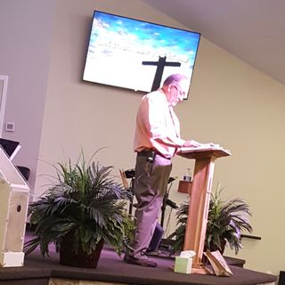 Pastor Bruce sermon about the Holy Spirit being a person