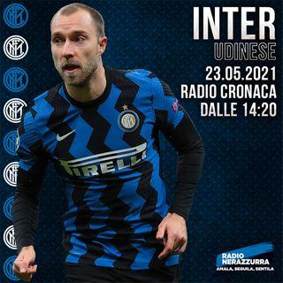 Live Match - Inter - Udinese 5-1 - 23/05/2021