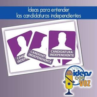 Ideas para entender las candidaturas independientes