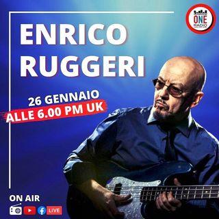 """Enrico Ruggeri: """"Italiani restate in UK non tornate in Italia"""""""