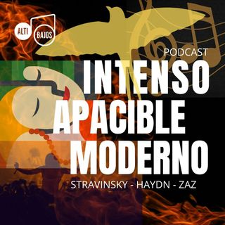 Intenso Apacible Moderno