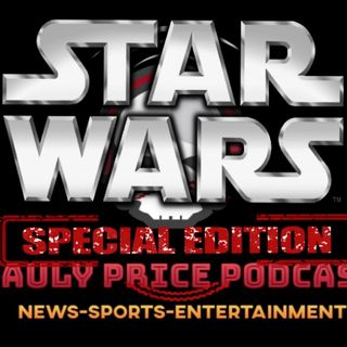 Episode 4: STAR WARS EDITION Plus Trivia|News| Movie and Song of the Day :::::::SPOILER ALERT:::::::::