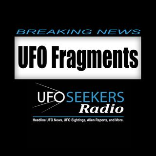 NEWS: UFO Fragments Examined From Silpho Moor Flying Saucer - 02/11/2018