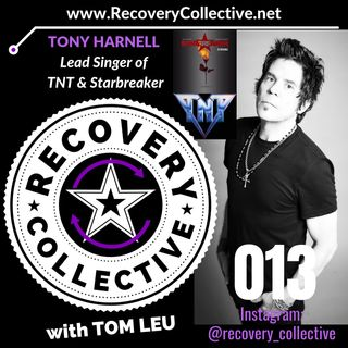 RC 013: Tony Harnell from TNT & Starbreaker