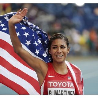 INSIDEtrack: Catching up with Brenda Martinez as she gets ready for indoor