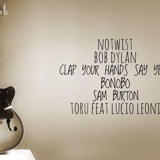 Novità: Notwist, Bob Dylan, Bonobo e molti altri + [Libri: Dietro Netflix] - Propaganda - s04e11