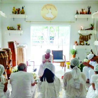 A Nossa Umbanda - Casa da Oxum Opará