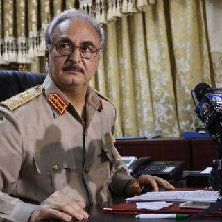 Africana: mercenari USA sulla Libia