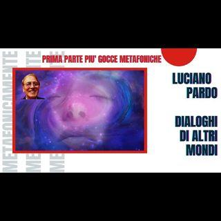 119.Gocce p119| Prima parte mia intervista a Luciano Pardo| I giudizi per i colpevoli sono già iniziati