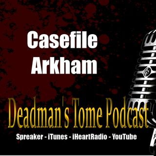 CaseFile Arkham - Sin City meets Lovecraft