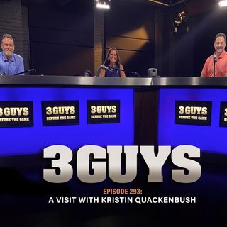 A Visit With Kristin Quackenbush - Episode 293