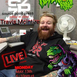 Travis McIntire - Source point Press 5/13/19 Replicon Radio