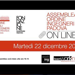 """Votazione """"differenziale"""" all'assemblea dell'ordine degli ingegneri di Padova"""