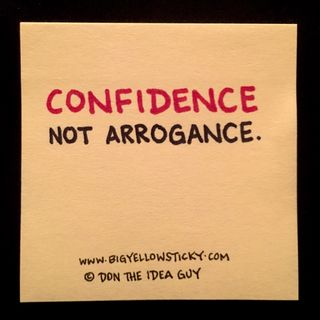 Not Arrogance : BYS 161